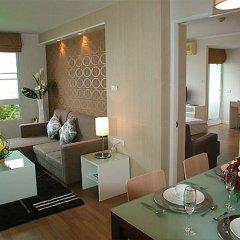 Отель Lumpini Residence Sathorn Таиланд, Бангкок - отзывы, цены и фото номеров - забронировать отель Lumpini Residence Sathorn онлайн комната для гостей фото 3