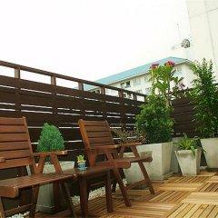 Отель Lumpini Residence Sathorn Таиланд, Бангкок - отзывы, цены и фото номеров - забронировать отель Lumpini Residence Sathorn онлайн балкон