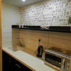 Отель 27 Montefiore кухня в номере фото 2