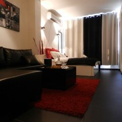 Отель 27 Montefiore гостиная
