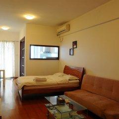 Отель Private-Enjoyed Home-ShangDe Apartment Китай, Гуанчжоу - отзывы, цены и фото номеров - забронировать отель Private-Enjoyed Home-ShangDe Apartment онлайн комната для гостей фото 3