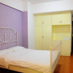 Отель Private-Enjoyed Home-ShangDe Apartment Китай, Гуанчжоу - отзывы, цены и фото номеров - забронировать отель Private-Enjoyed Home-ShangDe Apartment онлайн комната для гостей фото 4