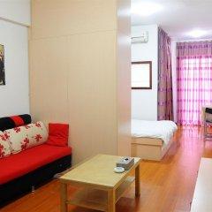 Отель Private-Enjoyed Home-ShangDe Apartment Китай, Гуанчжоу - отзывы, цены и фото номеров - забронировать отель Private-Enjoyed Home-ShangDe Apartment онлайн комната для гостей фото 5