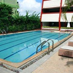 Surin Sweet Hotel бассейн