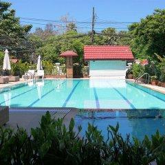 Surin Sweet Hotel открытый бассейн