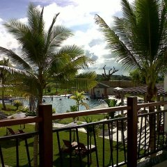 SSS Manhao Hotel Вити-Леву балкон