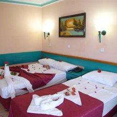 Kleopatra City Hotel комната для гостей