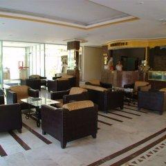 Kleopatra City Hotel интерьер отеля