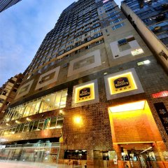 Best Western Grand Hotel Hong Kong фасад