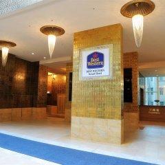 Best Western Grand Hotel Hong Kong вестибюль