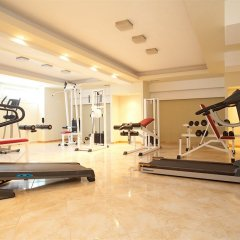 Toroni Blue Sea Hotel фитнесс-зал
