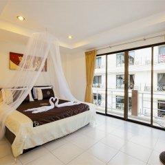 Отель Nirvana Inn 3* Улучшенный номер с различными типами кроватей