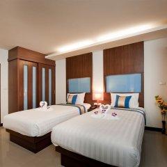 Отель Blue Sky Patong 3* Улучшенный номер с различными типами кроватей