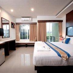 Отель Blue Sky Patong 3* Стандартный номер с различными типами кроватей
