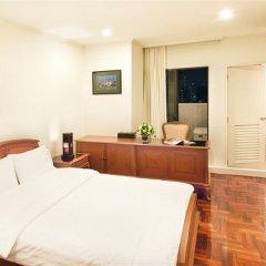 Апартаменты Orchid View Apartment Бангкок комната для гостей