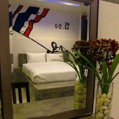 Отель Alphabeto Resort 3* Улучшенный номер с различными типами кроватей