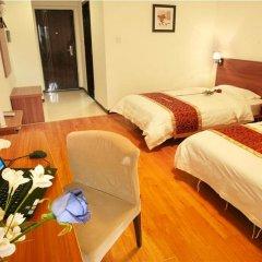 Tiancheng Business Hotel Xian сейф в номере
