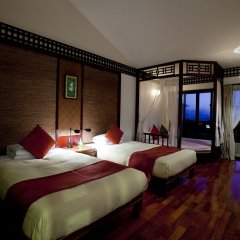 Отель Hoshino Resort Resonare Kohamajima комната для гостей фото 3