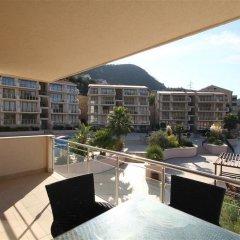 Апартаменты Blue Horizon Apartments балкон