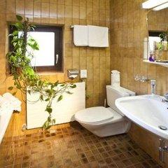 Отель Soelderhof Австрия, Хохгургль - отзывы, цены и фото номеров - забронировать отель Soelderhof онлайн ванная фото 3