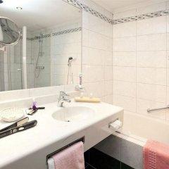 Отель Residenz Tamara Австрия, Хохгургль - отзывы, цены и фото номеров - забронировать отель Residenz Tamara онлайн ванная