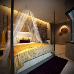 Escape De Phuket Hotel & Villa 3* Люкс с разными типами кроватей