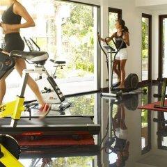 Отель Sensive Hill фитнесс-зал фото 2