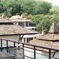 Отель Sensive Hill балкон