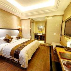 Отель Tangdi Boutique Hotel Китай, Сиань - отзывы, цены и фото номеров - забронировать отель Tangdi Boutique Hotel онлайн комната для гостей фото 4