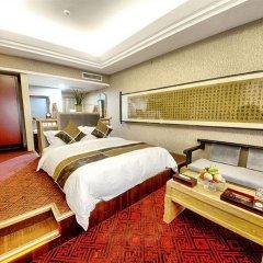 Отель Tangdi Boutique Hotel Китай, Сиань - отзывы, цены и фото номеров - забронировать отель Tangdi Boutique Hotel онлайн комната для гостей фото 3