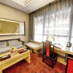 Отель Tangdi Boutique Hotel Китай, Сиань - отзывы, цены и фото номеров - забронировать отель Tangdi Boutique Hotel онлайн интерьер отеля фото 2