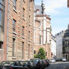 Отель B&B Lit De Senne Бельгия, Брюссель - отзывы, цены и фото номеров - забронировать отель B&B Lit De Senne онлайн парковка