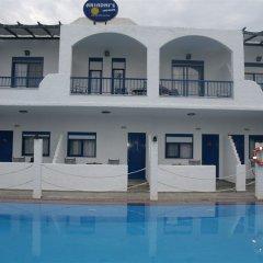 Отель Ariadni Blue Ситония бассейн фото 2