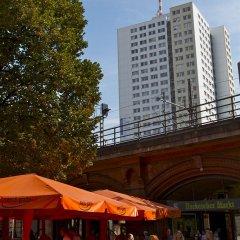 Отель Studios am Alexanderplatz Берлин фото 8