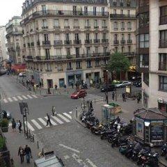 Отель Hôtel du Centre балкон