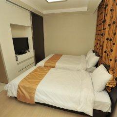 Отель Golden Forest Residence Южная Корея, Сеул - отзывы, цены и фото номеров - забронировать отель Golden Forest Residence онлайн комната для гостей фото 5