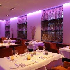 Hotel Blauer Bock ресторан