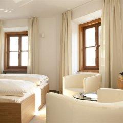 Hotel Blauer Bock комната для гостей
