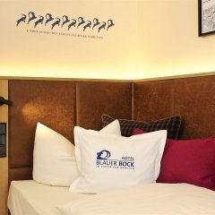 Hotel Blauer Bock комната для гостей фото 9