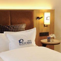 Hotel Blauer Bock комната для гостей фото 7
