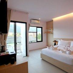 My Hotel 3* Улучшенный номер с различными типами кроватей фото 3