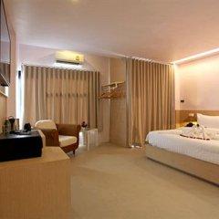 My Hotel 3* Номер Делюкс с различными типами кроватей