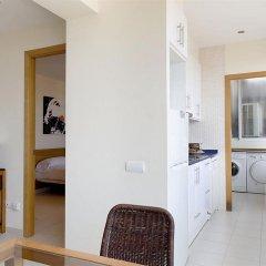 Апартаменты AinB Diagonal Francesc Macia Apartments комната для гостей фото 6