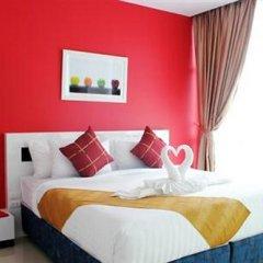 Отель The Frutta Boutique Patong Beach 3* Улучшенный номер с различными типами кроватей