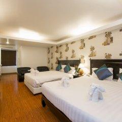 Patong Swiss Hotel Beach Front комната для гостей фото 5
