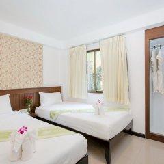 Patong Swiss Hotel Beach Front комната для гостей фото 6