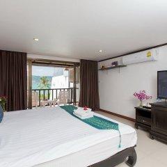 Patong Swiss Hotel Beach Front комната для гостей фото 7