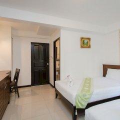 Patong Swiss Hotel Beach Front комната для гостей фото 8