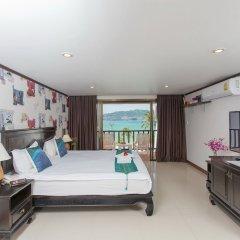 Patong Swiss Hotel Beach Front комната для гостей фото 16