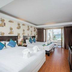 Patong Swiss Hotel Beach Front комната для гостей фото 13
